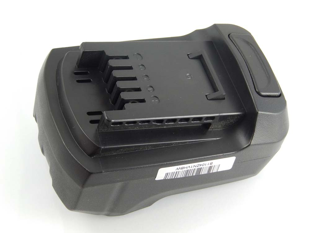 intensilo battery 2500mah 18v li ion for einhell rt cd18 1 ebay. Black Bedroom Furniture Sets. Home Design Ideas