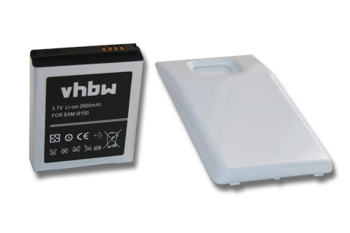 ORIGINAL-VHBW-BATTERIE-2600mAh-FUR-Samsung-Galaxy-S2-Plus-GT-i9105