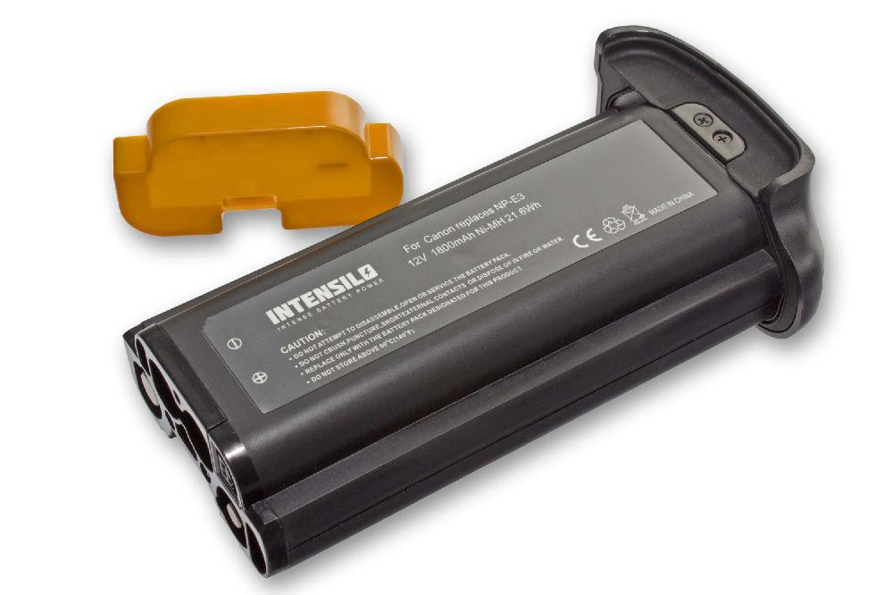 Battery Intensilo 1800mah For Canon Eos 1ds Mark Ii 1ds