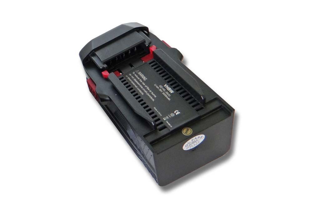 B36 GD-HIL-36-3.0Ah TE7A Batterie B36V AKKU für Hilti TE6A