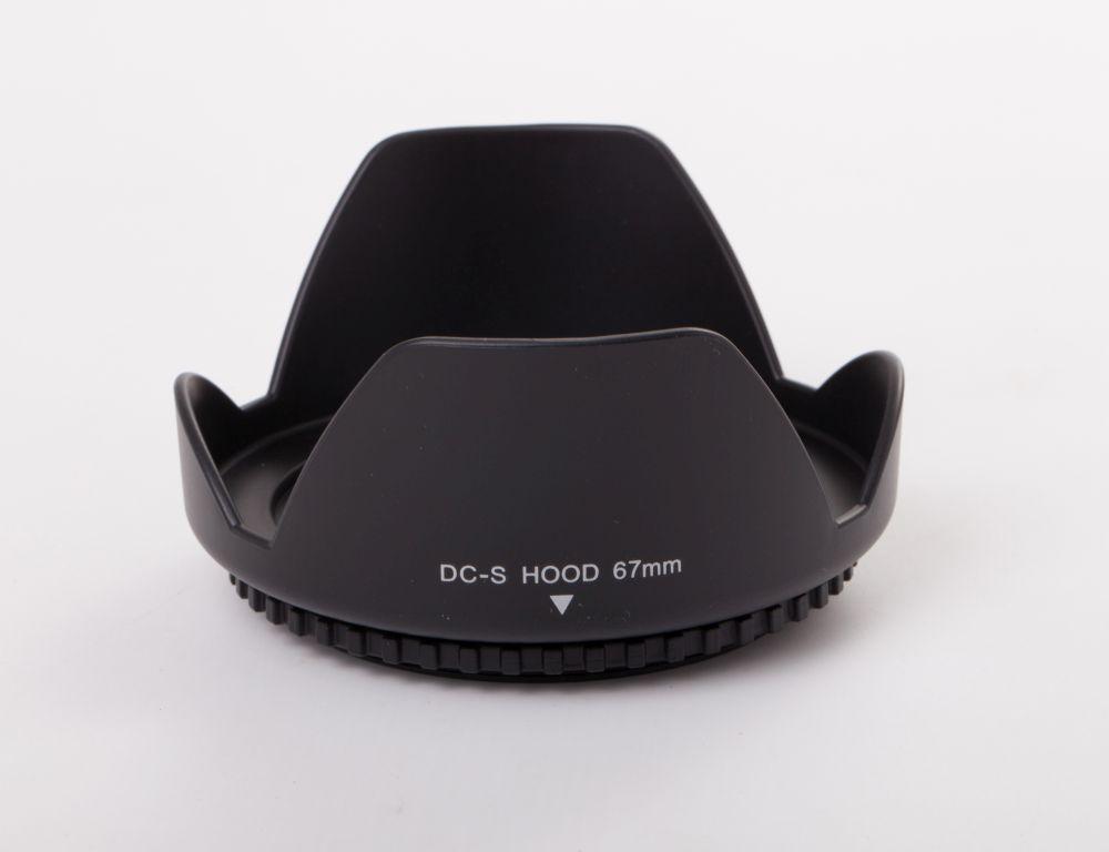 Color Negro Olympus LH-70 Parasol de 70 mm para Zuiko Digital 14-54 mm