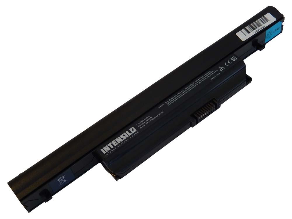 BATTERIA 6.000mah per Acer Aspire as5745dg-7950