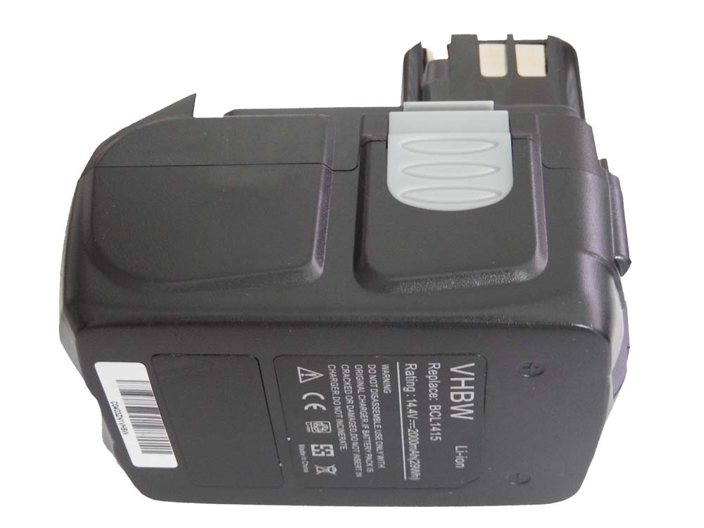 BATTERY 2000mAh FOR HITACHI 327728 327729 BCL1415 - <span itemprop=availableAtOrFrom>Bischofswerda, Germany / London, United Kingdom</span> - handy-foto-pc Most purchases from business sellers are protected by the Consumer Contract Regulations 2013 which give you the right to cancel the purchase within 1 - Bischofswerda, Germany / London, United Kingdom