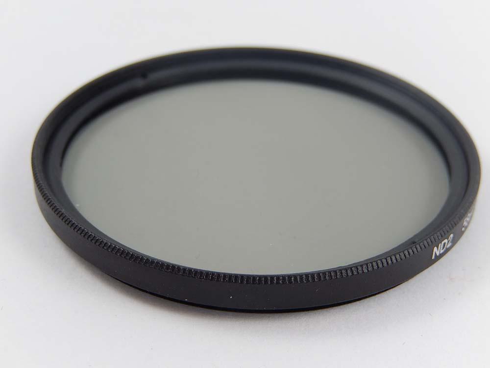 Densidad neutra filtro Filtro neutral fuerza nd8 49mm