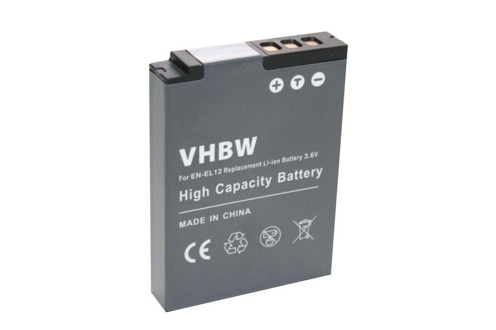 Original VHBW ® cargador para Nikon Coolpix p340 p310 en-el12