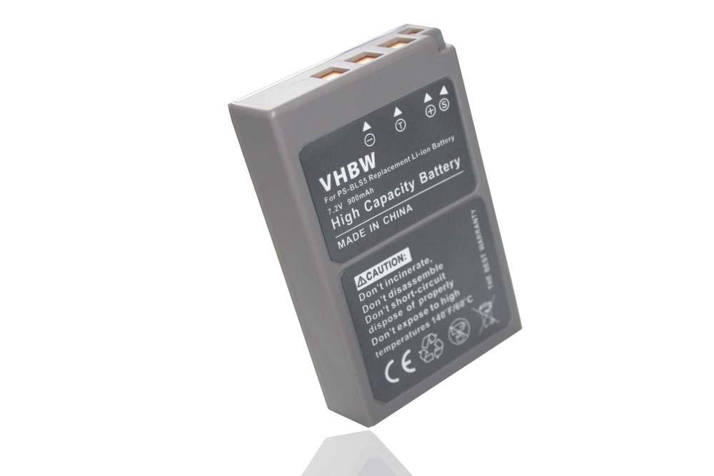 Original VHBW ® cargador para olympus e-pl5 Pen