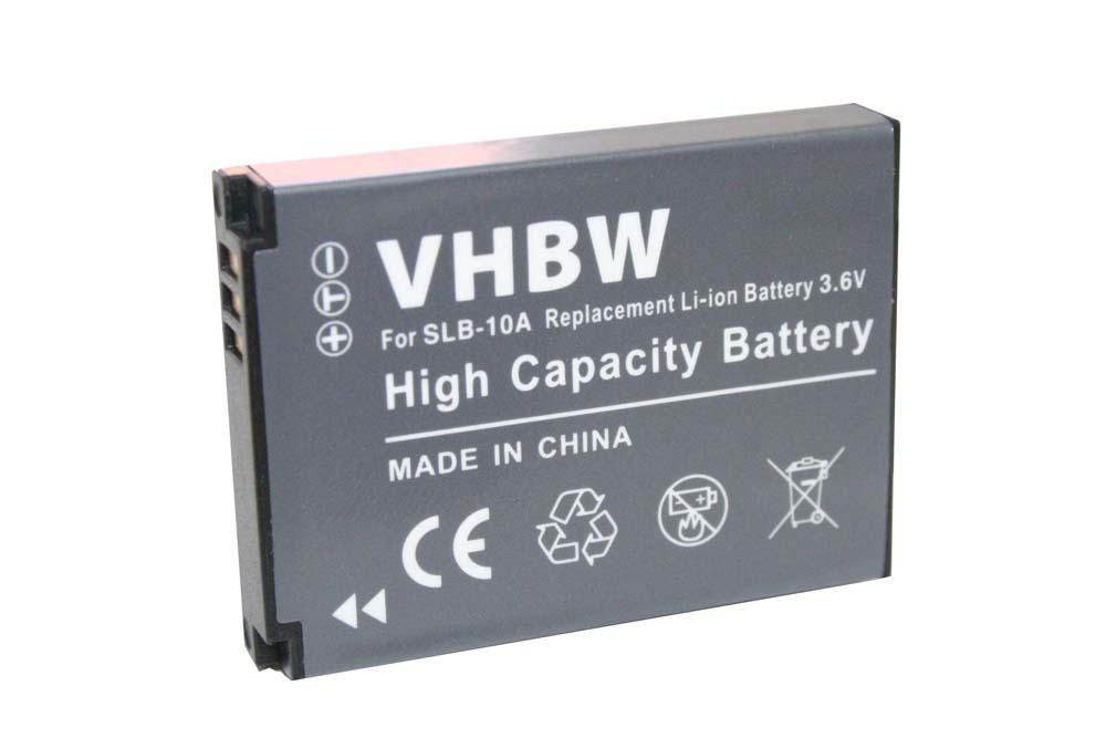 L210 L110 original vhbw® Ladegerät für SAMSUNG Digimax L100 L200 L310w