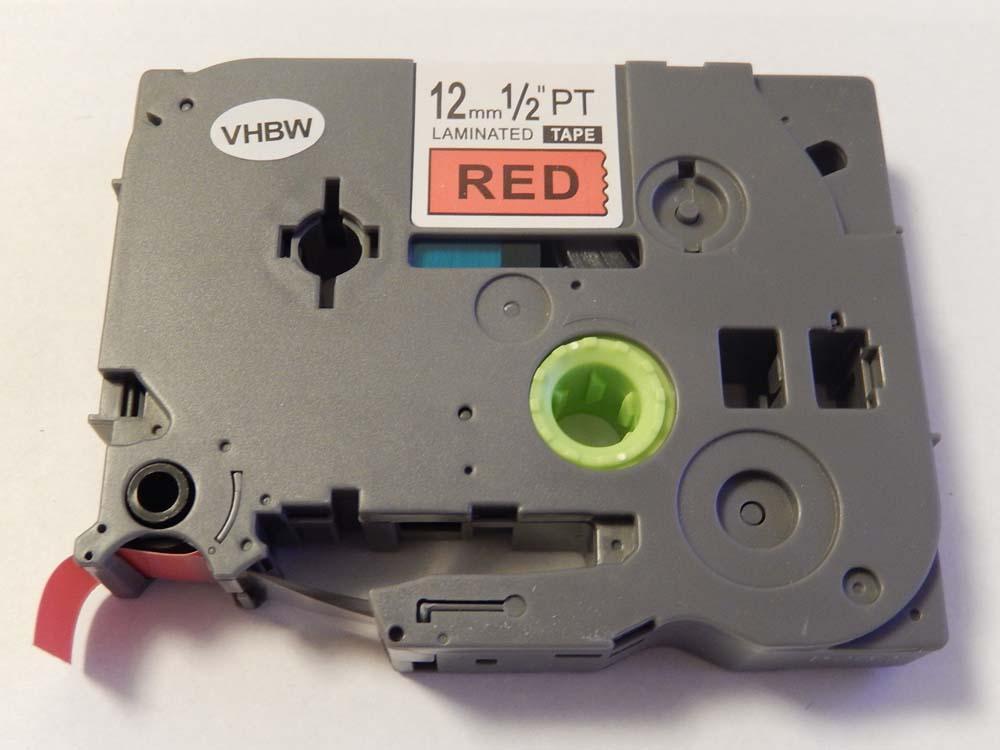 original vhbw© Schriftband Tape 12mm S-SG für BROTHER P-Touch 2700VP 2710