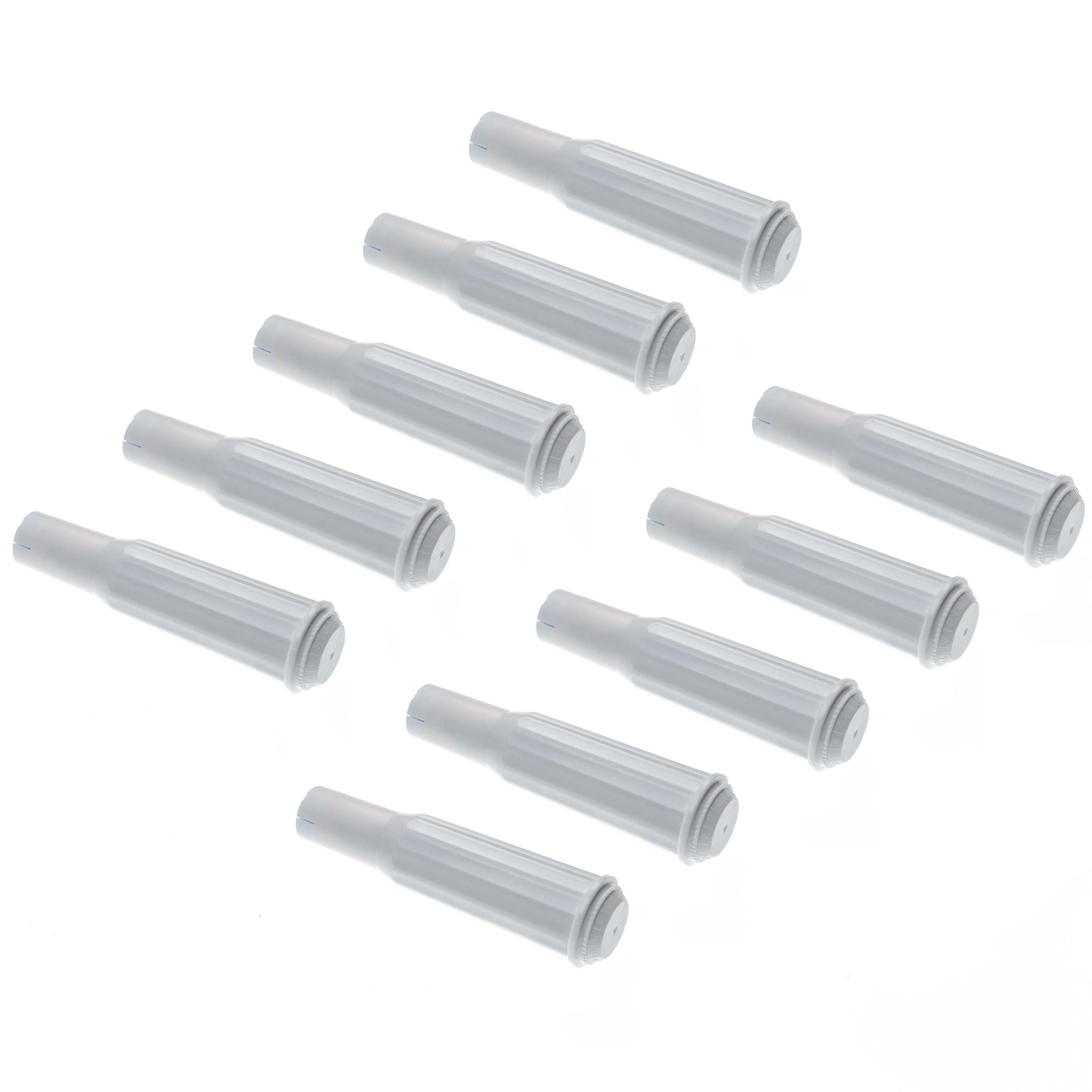10 filtro de agua para jura Impressa compatible jura Claris Plus//White 60209