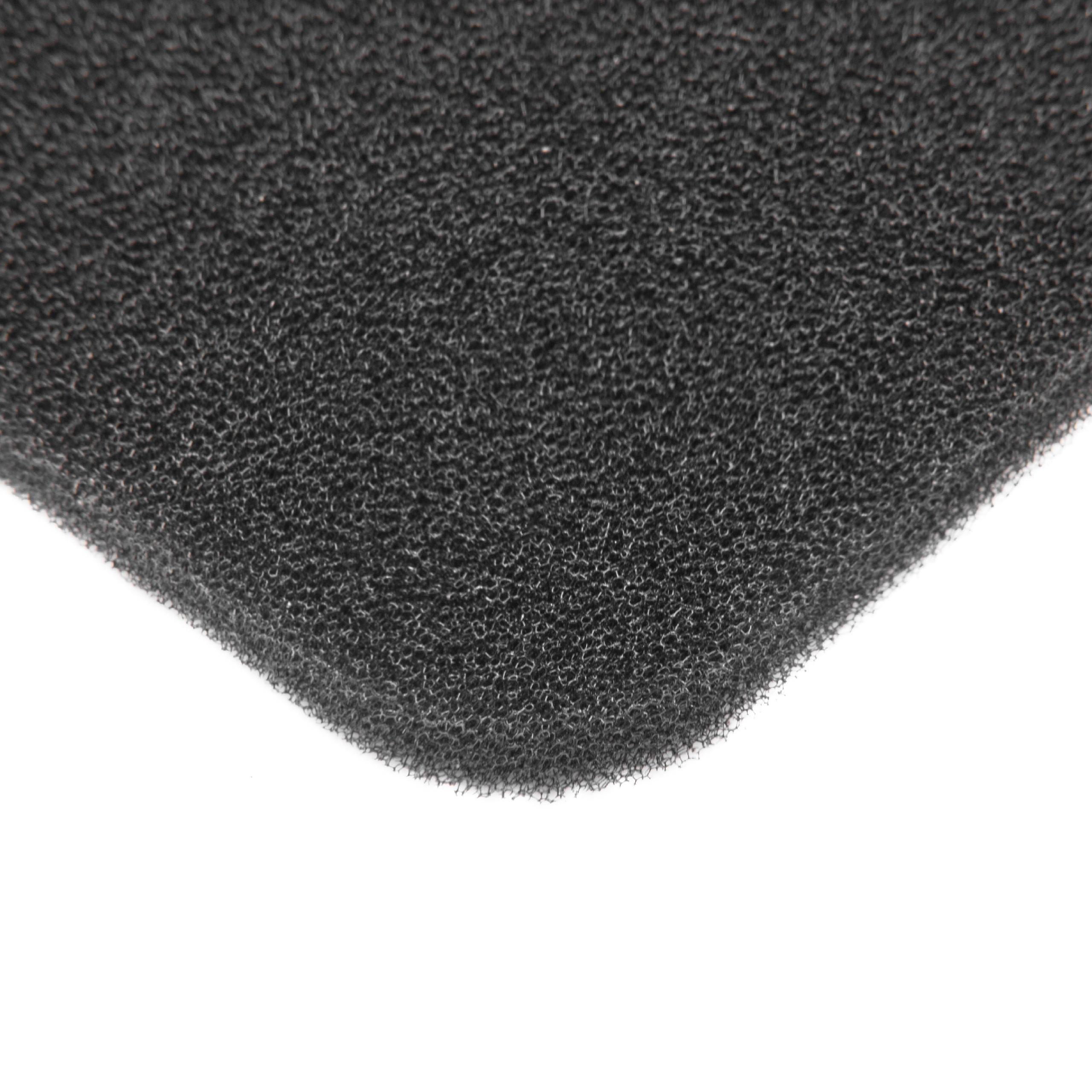 3x Filtro a spugna per Hoover DYC 9914AX-S 31100486 DYH 983NA1-S 31100640
