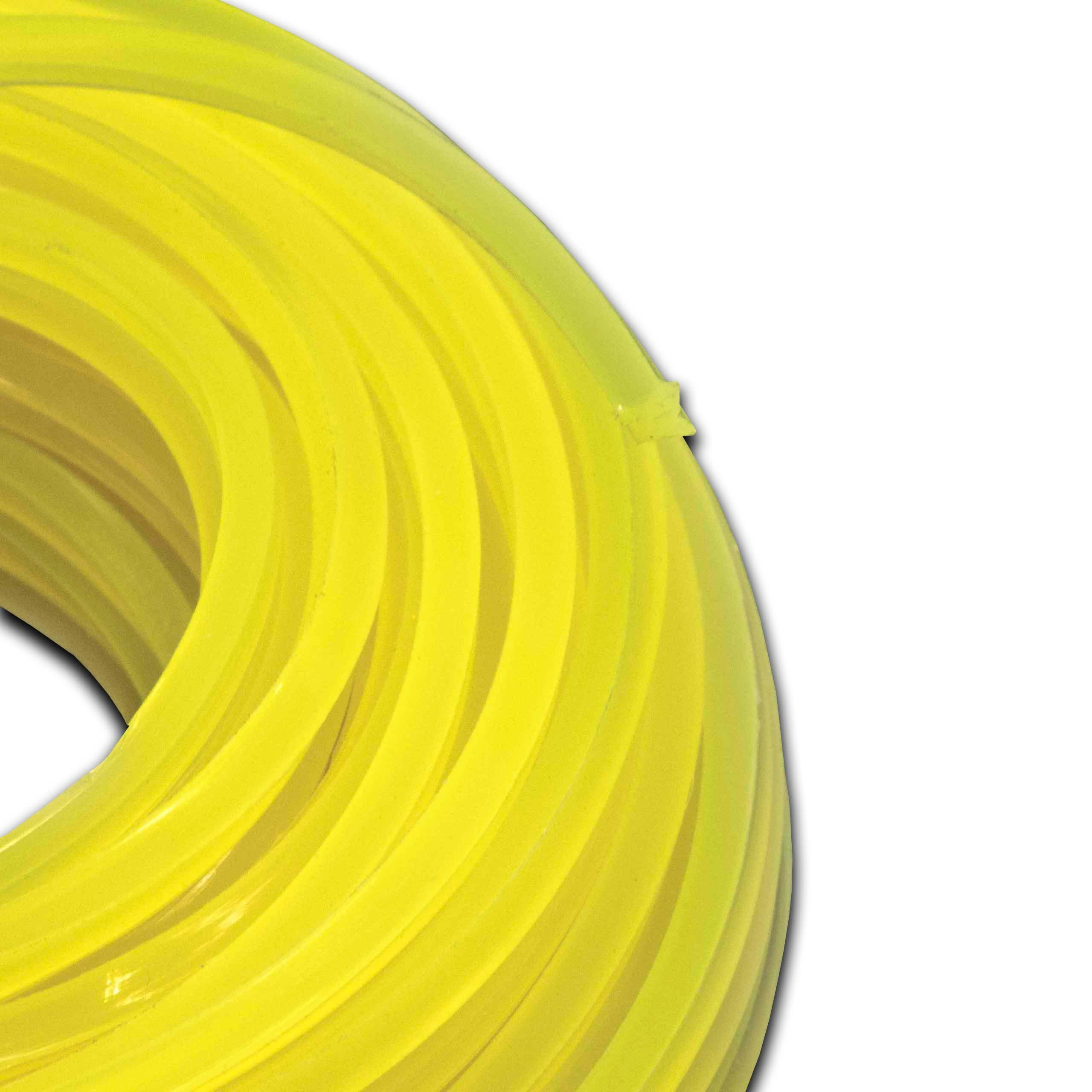 für Stihl Ersatzfaden Mähfaden für Rasentrimmer 2,4mm x 15m gelb Makita