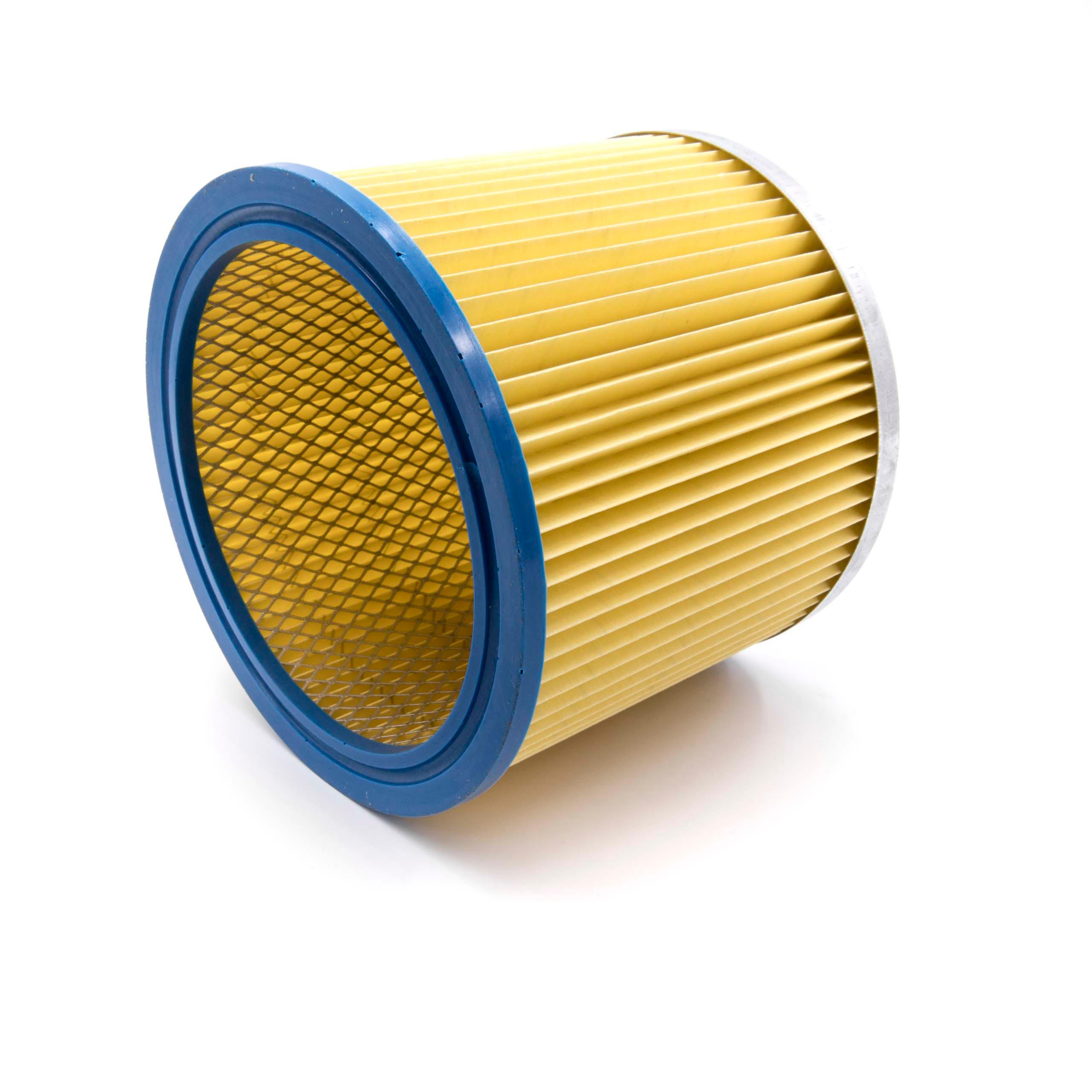 Staubsaugerfilter Patronen-Filter für Bosch PAS 1000F PAS 11-25