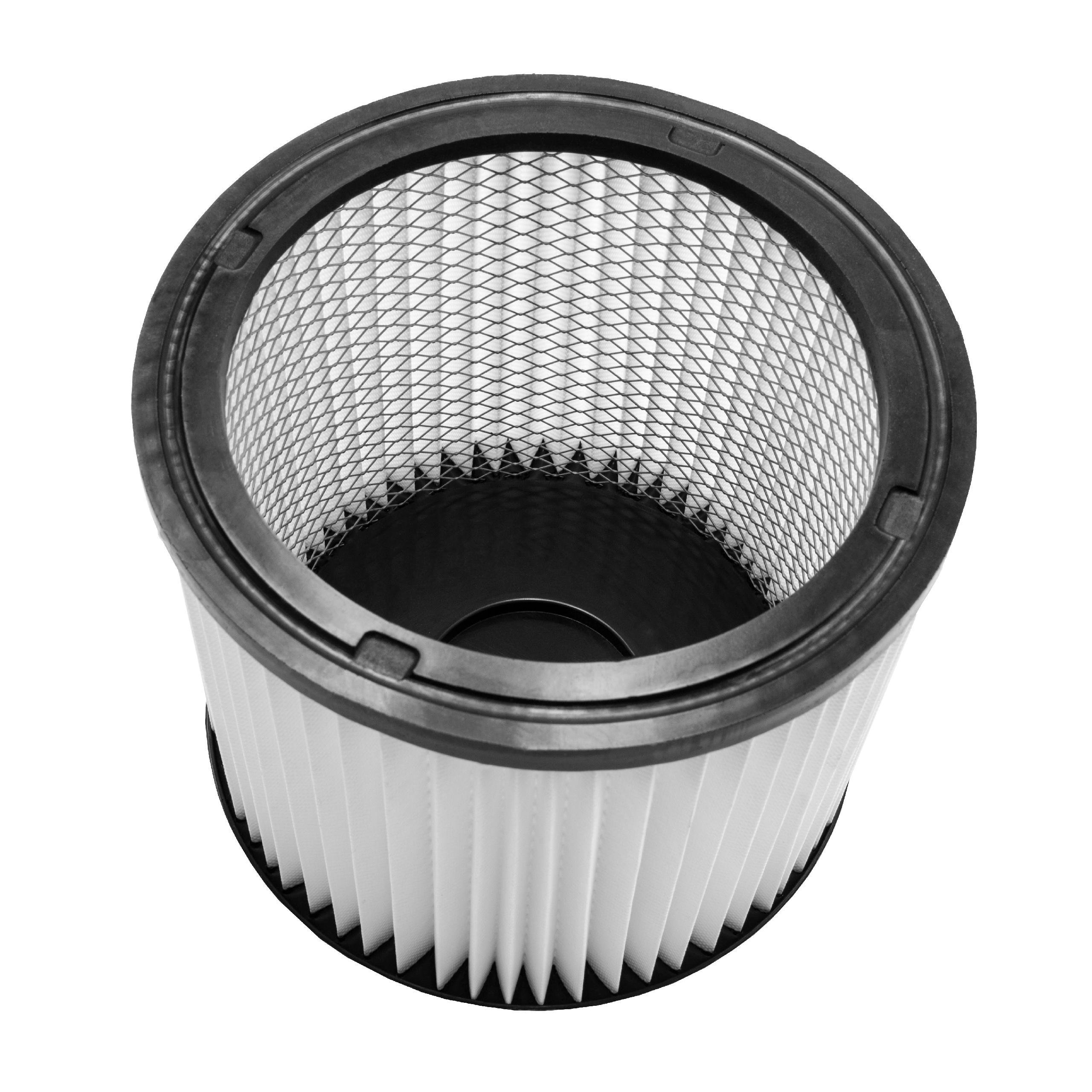 Lamellen Falten Rund Filter für Aqua Vac AZ 91951-10,Max 630,Plus 1001