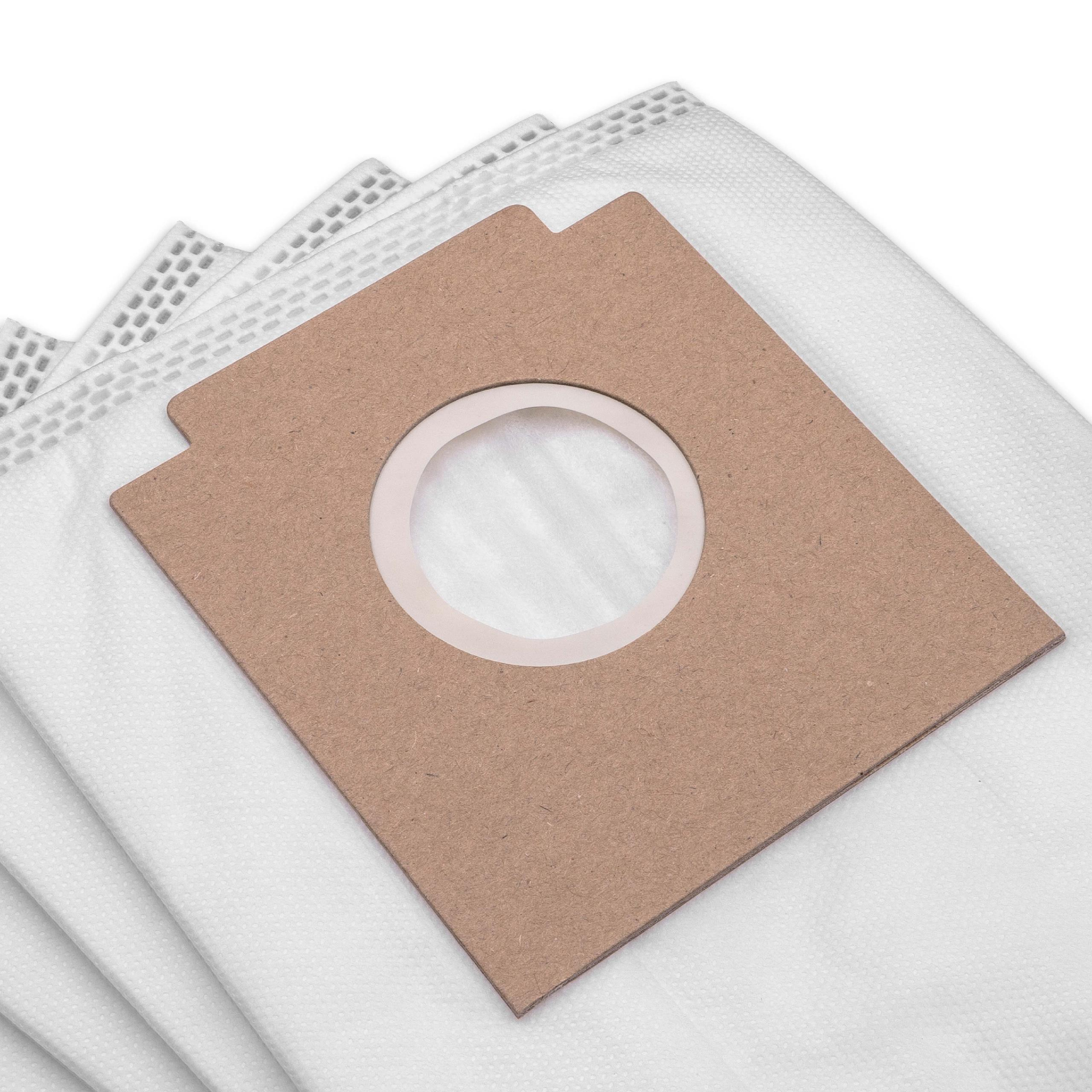 5x Staubsaugerbeutel Micro-Vlies für Dirt Devil 7003022