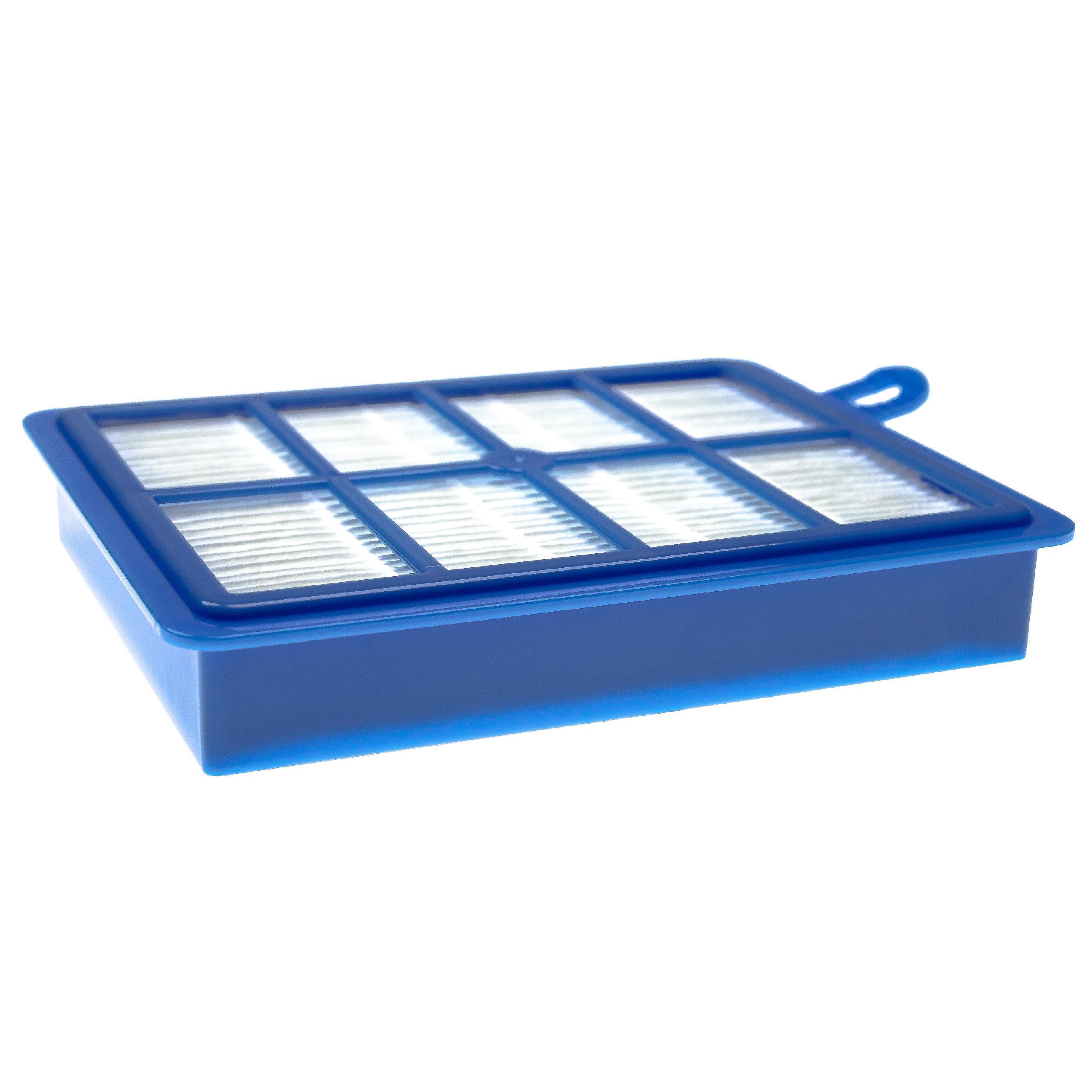 Hepafilter hygiène échappement Filtre Adapté Pour Philips fc9017//30 Universe