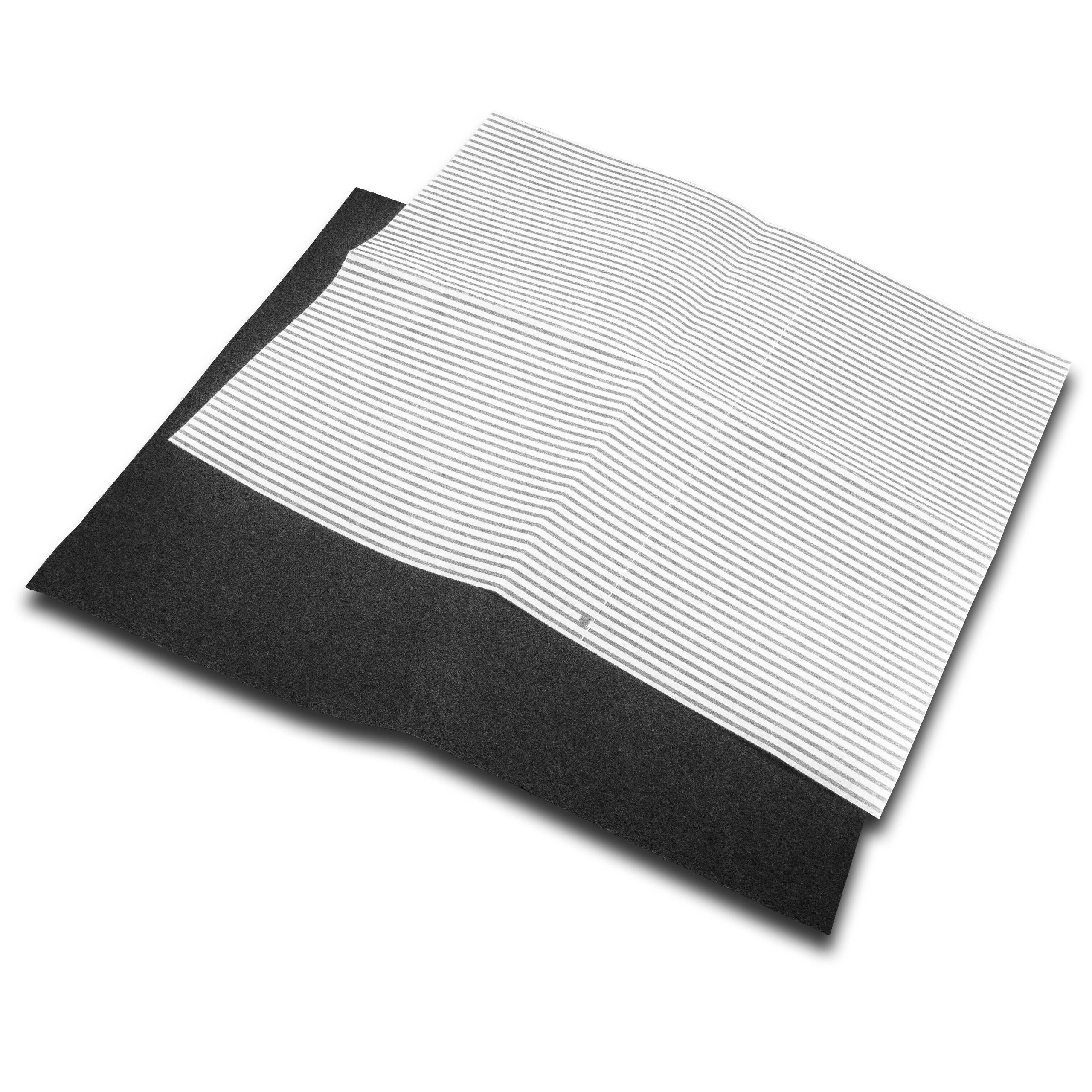 Vlies Dunstfilter fŸr Dunstabzugshauben mit 60cm fŸr Franke Whirlpool Smeg