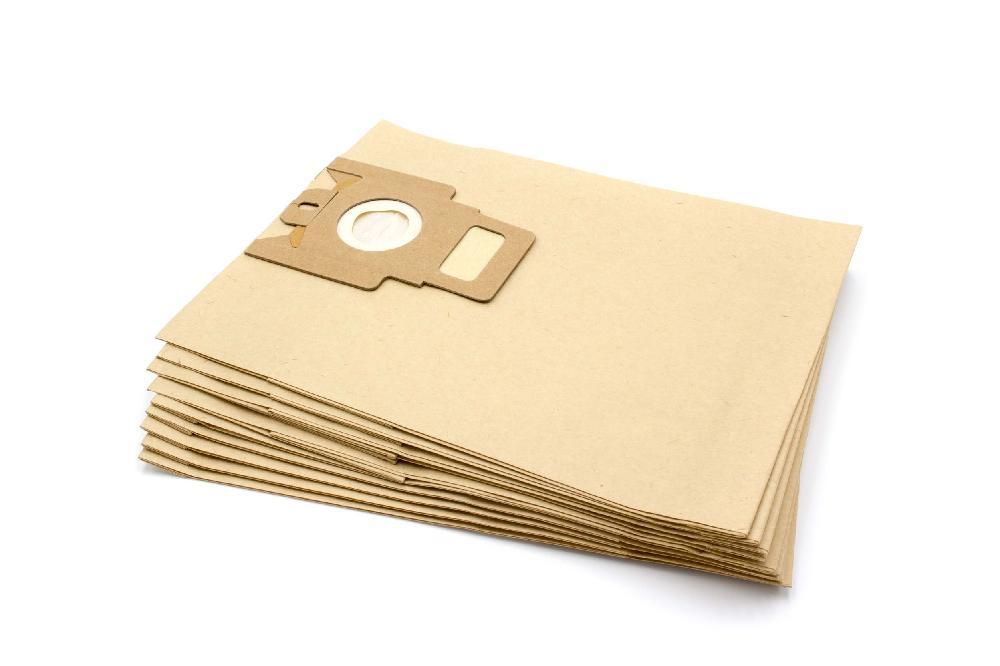 Sonata Clean Parkett Clean Hepa 10 Vlies Filtertüten passend für Miele