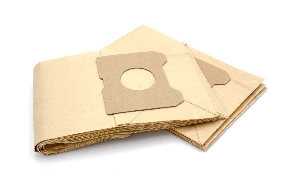 10x Staubsaugerbeutel Papier für Philips 2000 Philips Athena