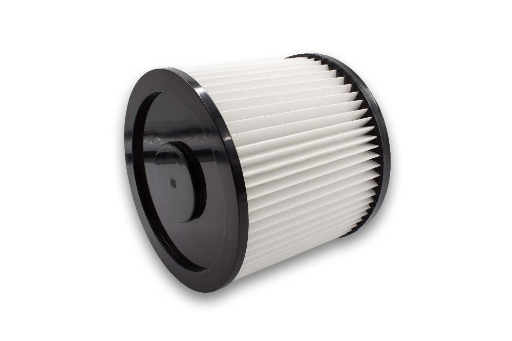 Euromac V 10 Lamellen Falten Rund Filter für Aqua Vac Synchro 30//A
