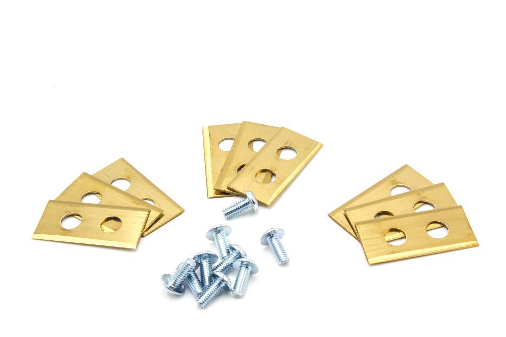Sechskantschrauben M8 x 12 Stahl gelb verzinkt 8.8 DIN 6921 200 Stk 01256080012